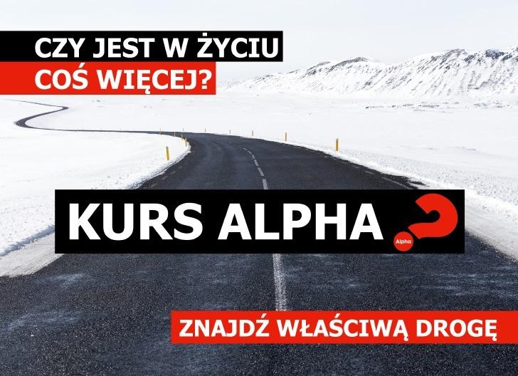 Kurs Alpha 2020